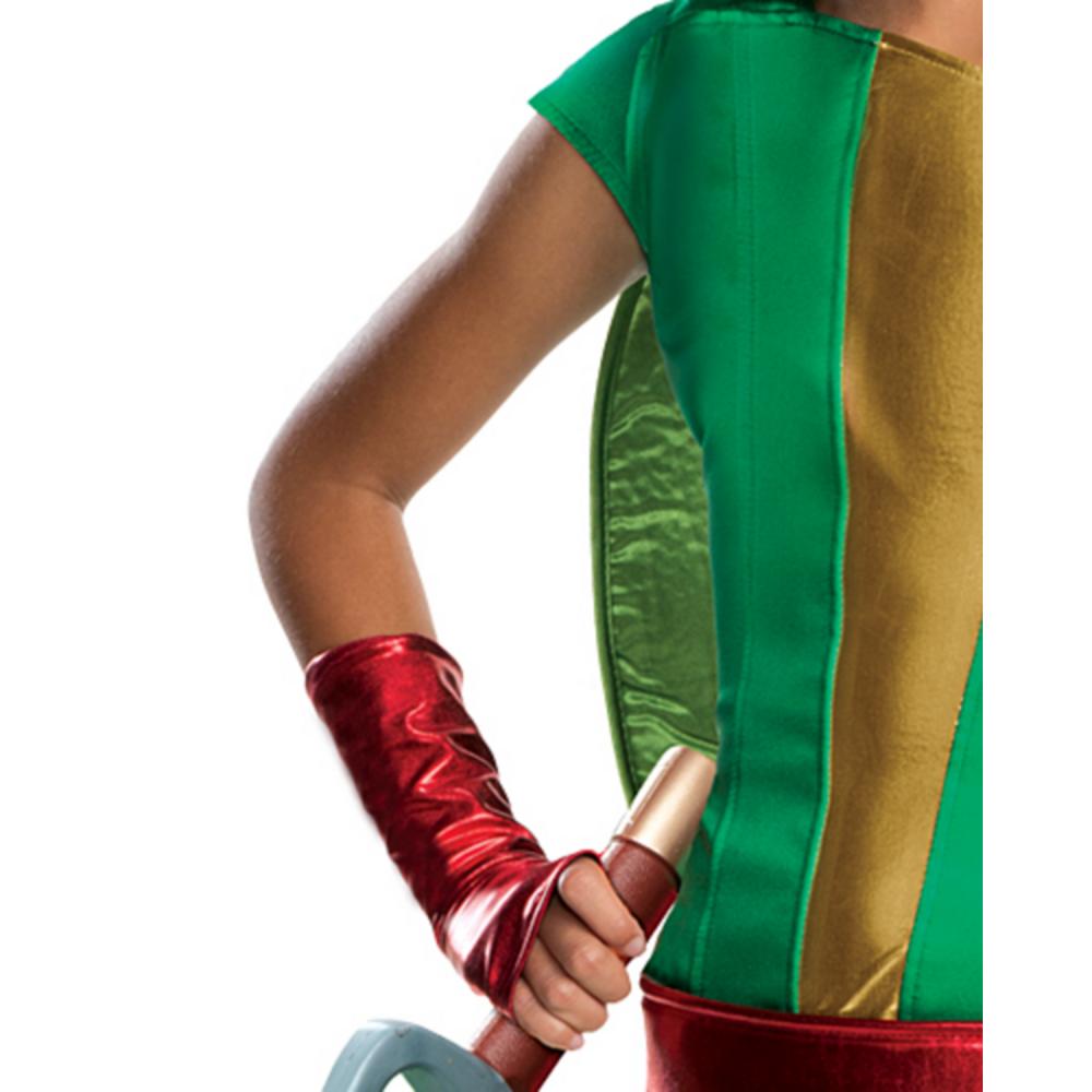 Girls Raphael Costume Deluxe - Teenage Mutant Ninja Turtles Image #4