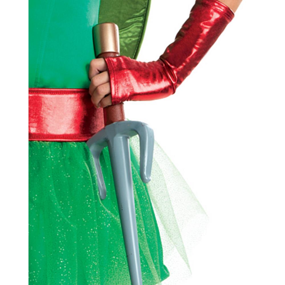 Girls Raphael Costume Deluxe - Teenage Mutant Ninja Turtles Image #5