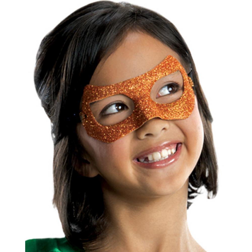 Girls Michelangelo Costume Deluxe - Teenage Mutant Ninja Turtles Image #3