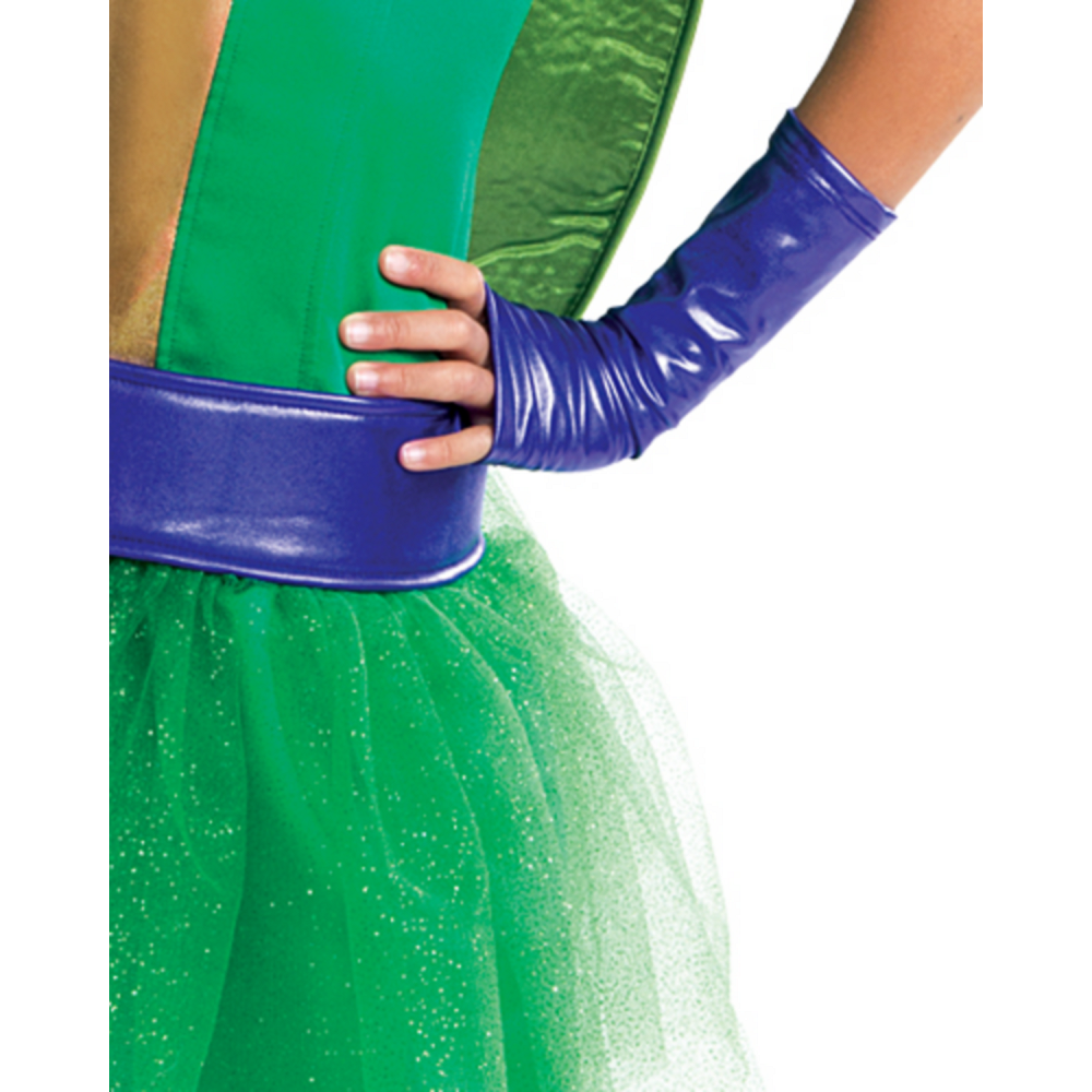 Girls Donatello Costume Deluxe - Teenage Mutant Ninja Turtles Image #5