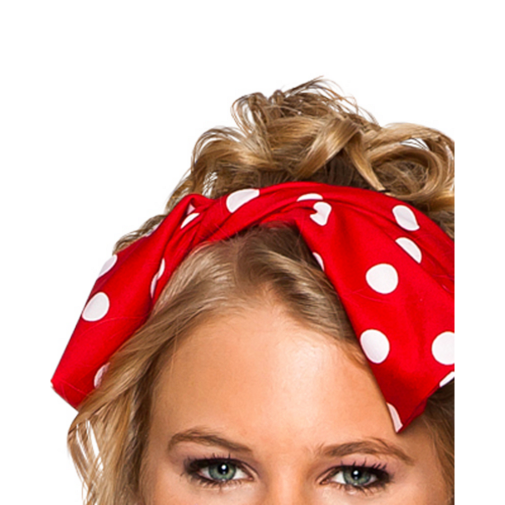 Adult Rosie the Riveter Costume Image #2