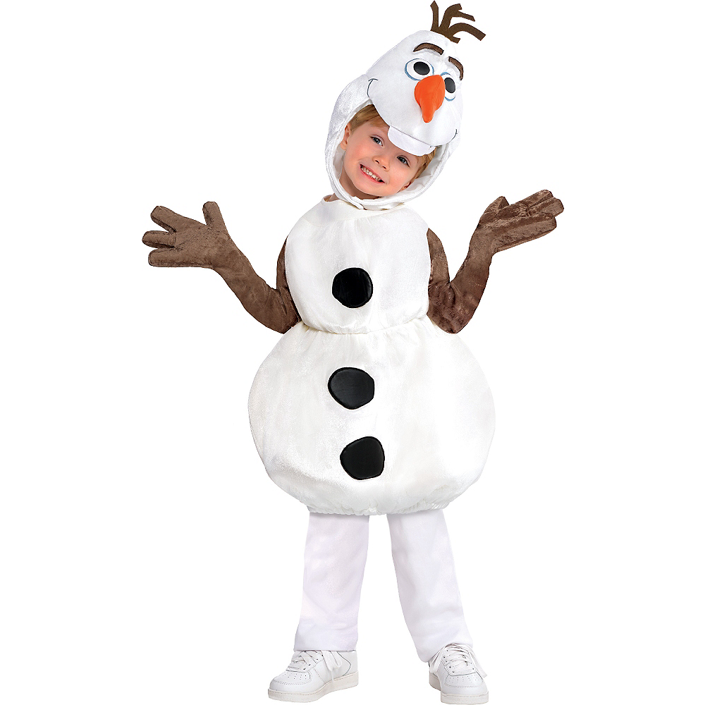 Nav Item for Toddler Olaf Costume - Frozen Image #1