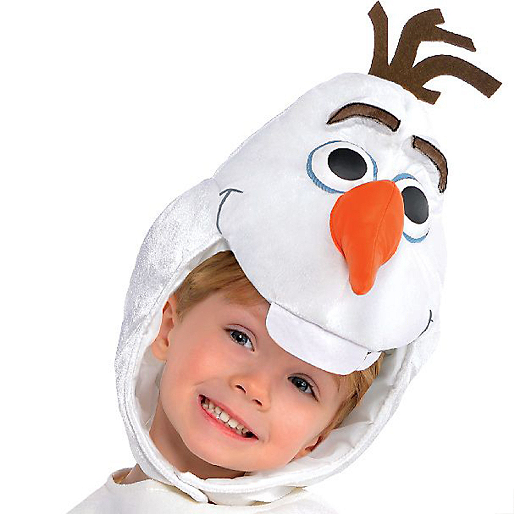 Nav Item for Toddler Olaf Costume - Frozen Image #2