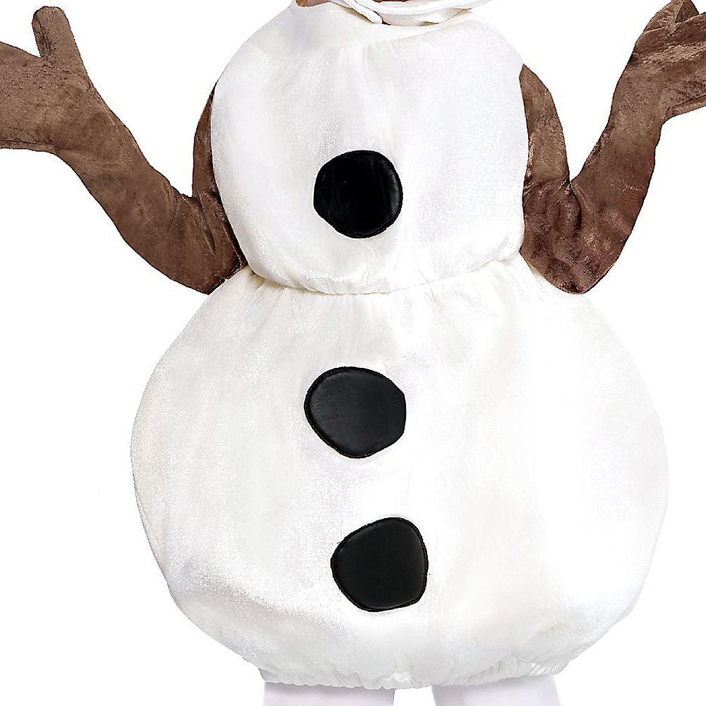 Frozen Toddler Olaf Costume Olaf Costume For Kids Party City