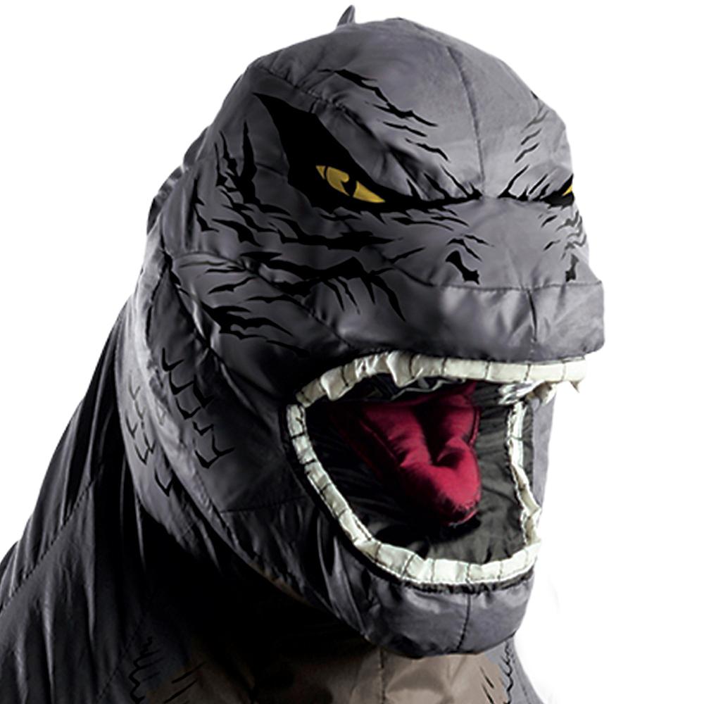 Child Inflatable Godzilla Costume Image #2