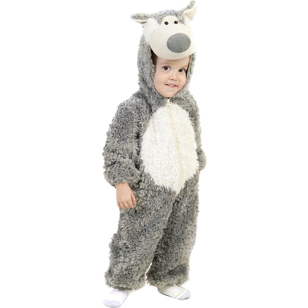 Baby Big Bad Wolf Costume Image #1