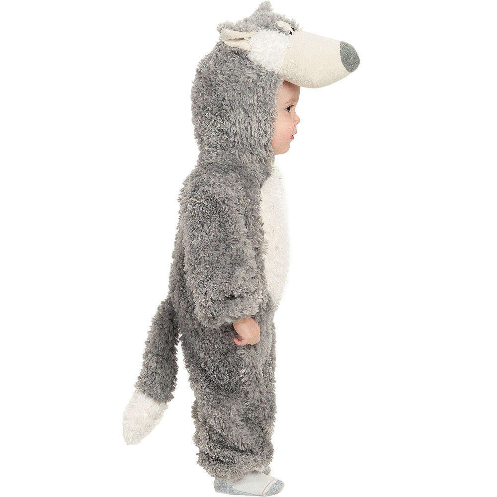 Nav Item for Baby Big Bad Wolf Costume Image #2