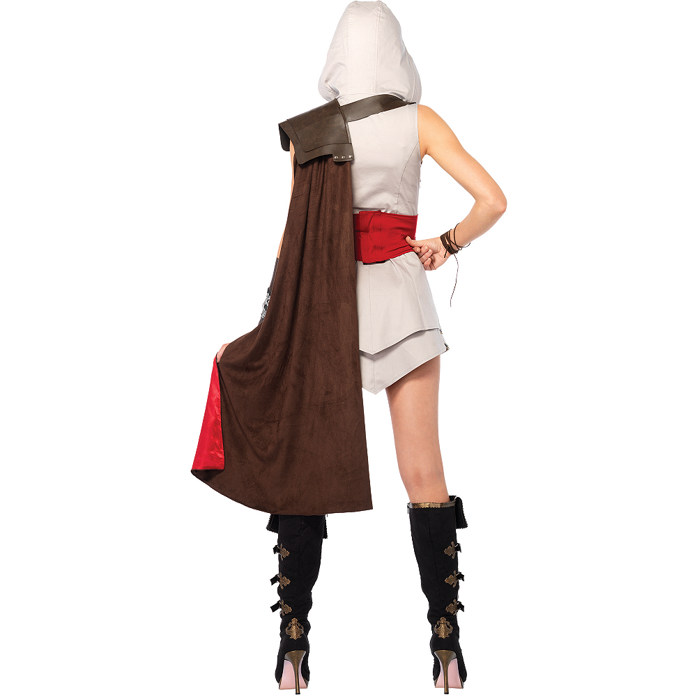 Nav Item for Adult Sexy Ezio Costume - Assassin's Creed II Image #2