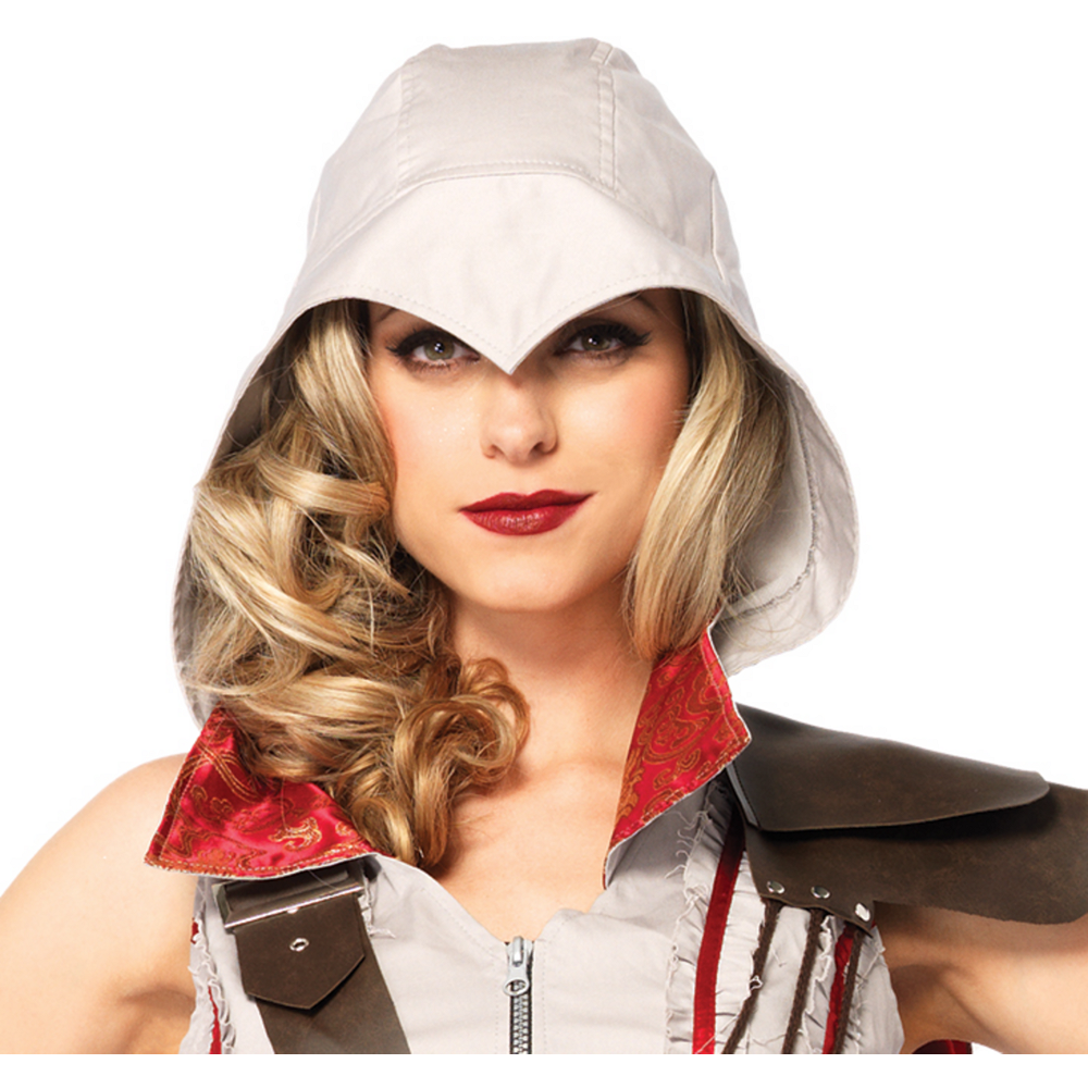 Nav Item for Adult Sexy Ezio Costume - Assassin's Creed II Image #3