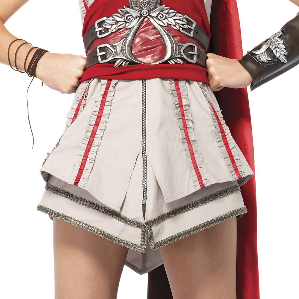 Nav Item for Adult Sexy Ezio Costume - Assassin's Creed II Image #4