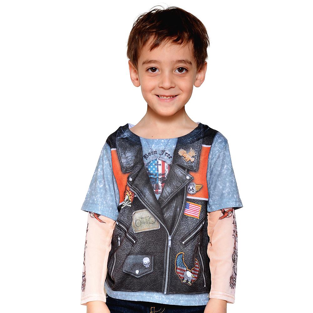 Toddler Biker T-Shirt Image #2