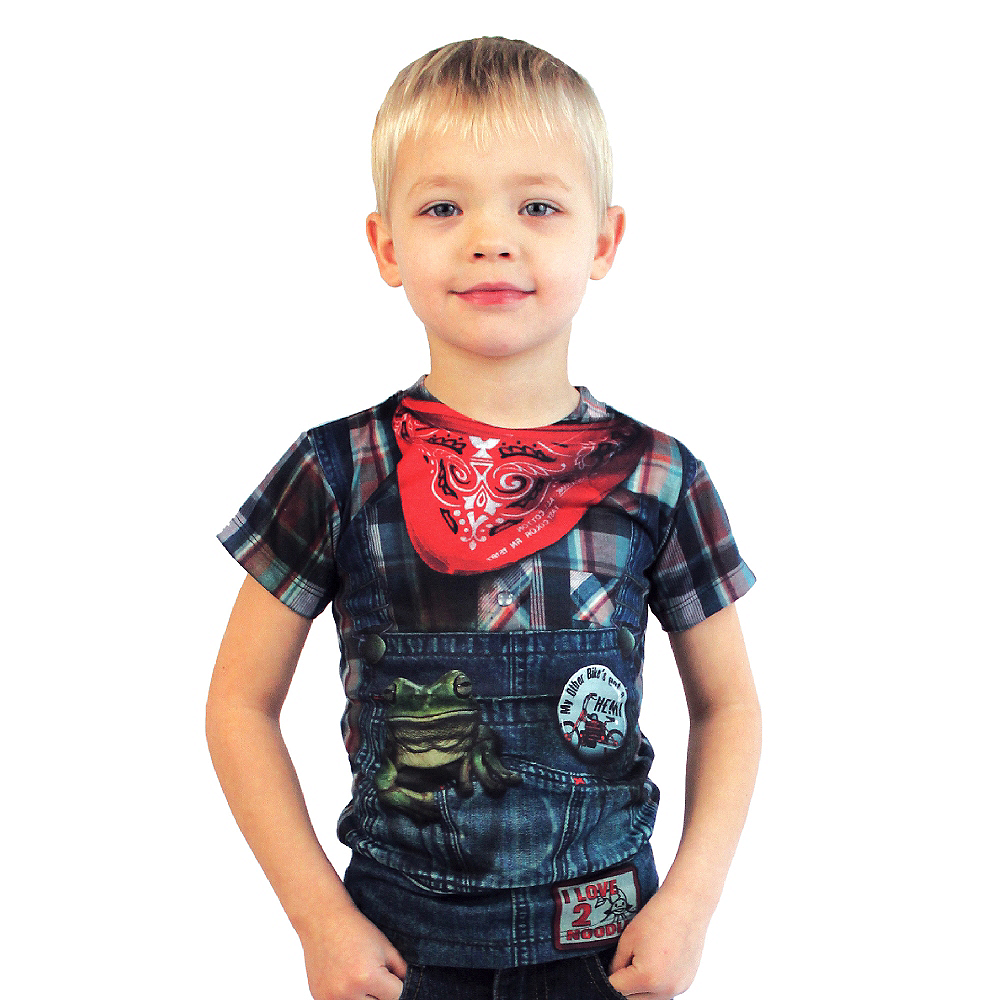 Toddler Hillbilly T-Shirt Image #2