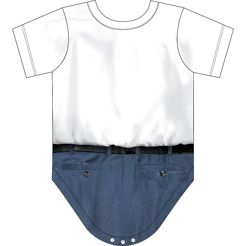 Nav Item for Baby Nerd Bodysuit Image #3