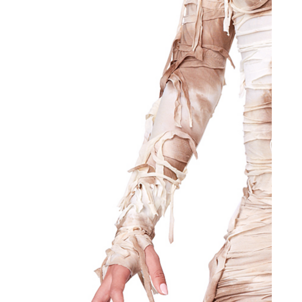 Adult Mystical Mummy Costume Image #3