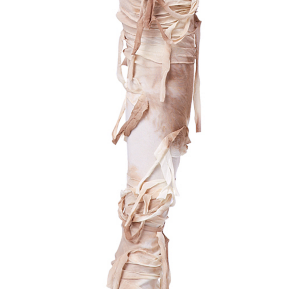 Adult Mystical Mummy Costume Image #5