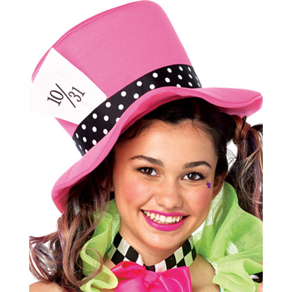 Teen Girls Mayhem Hatter Costume Image #2