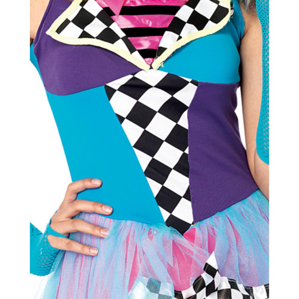 Teen Girls Mayhem Hatter Costume Image #3