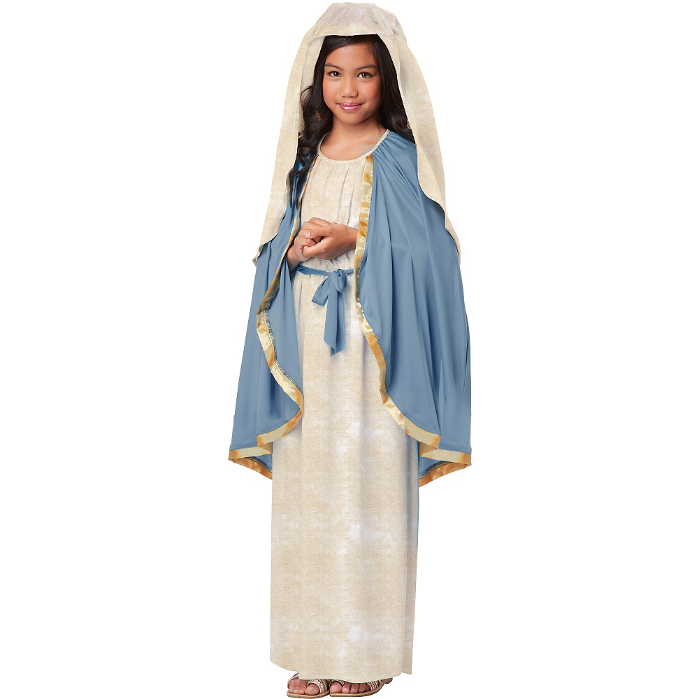 Girls Virgin Mary Costume Party City