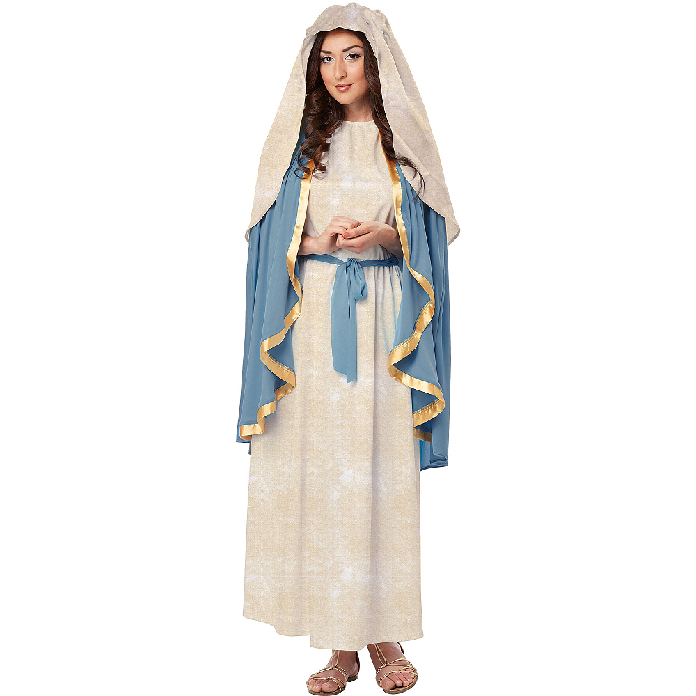 Adult Virgin Mary Costume Image #1