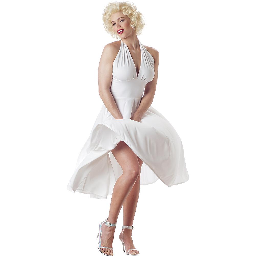 Adult Marilyn Monroe Costume Image #1