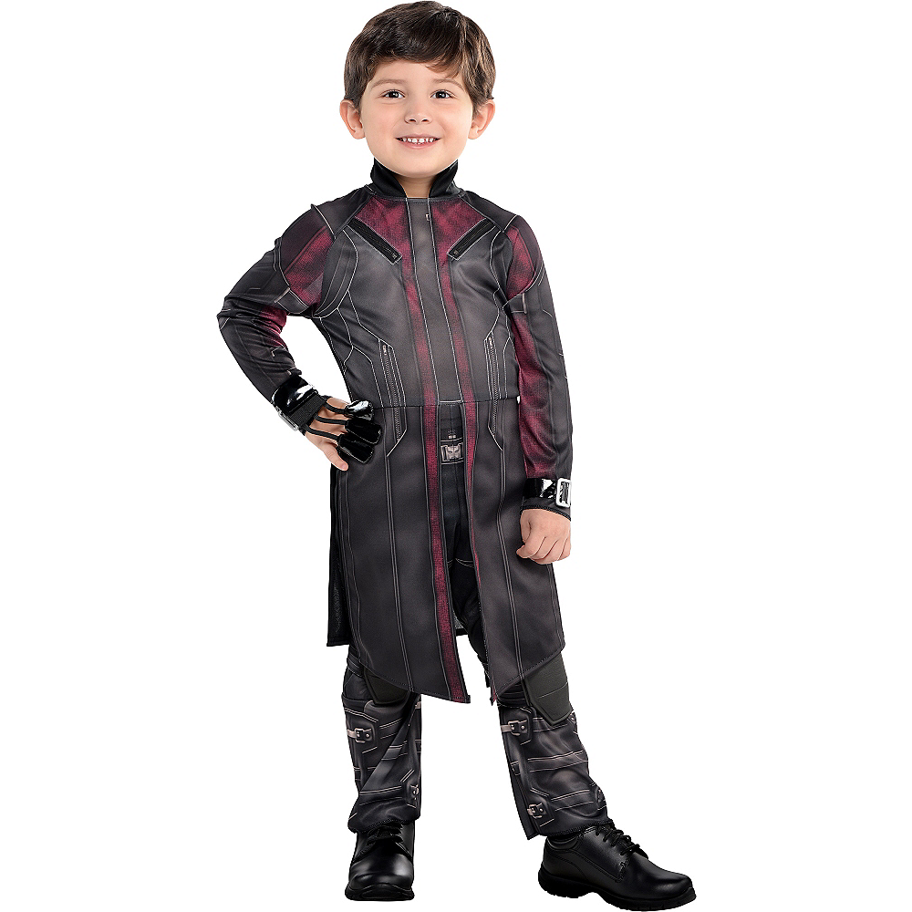 Boys Hawkeye Costume - Avengers: Age of Ultron Image #1