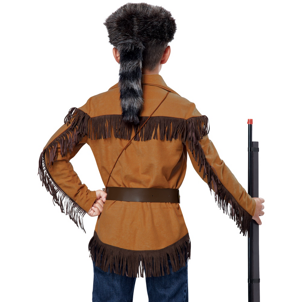 Nav Item for Boys Frontier Costume Image #5