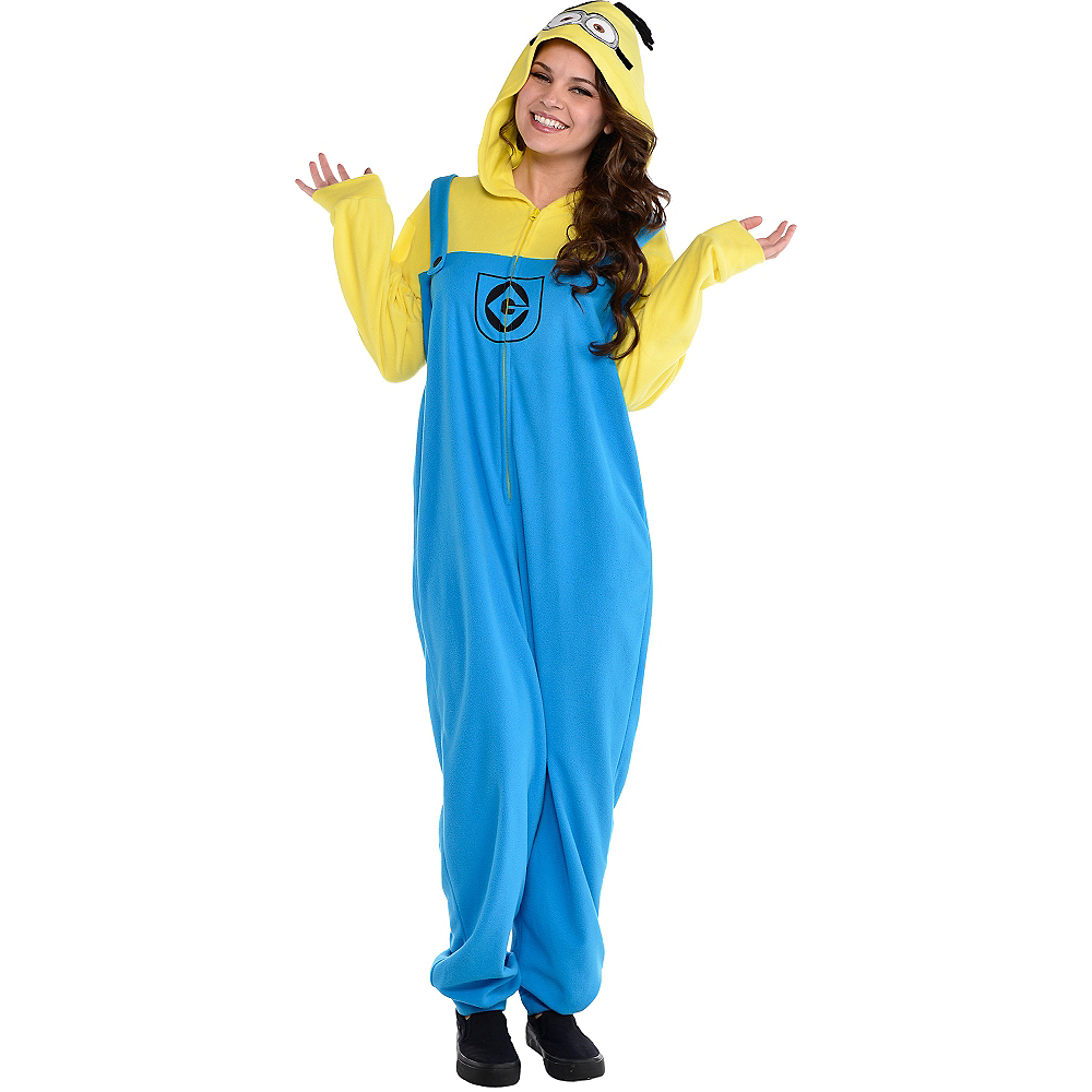 Minion One Piece Costume - Despicable Me Image #1