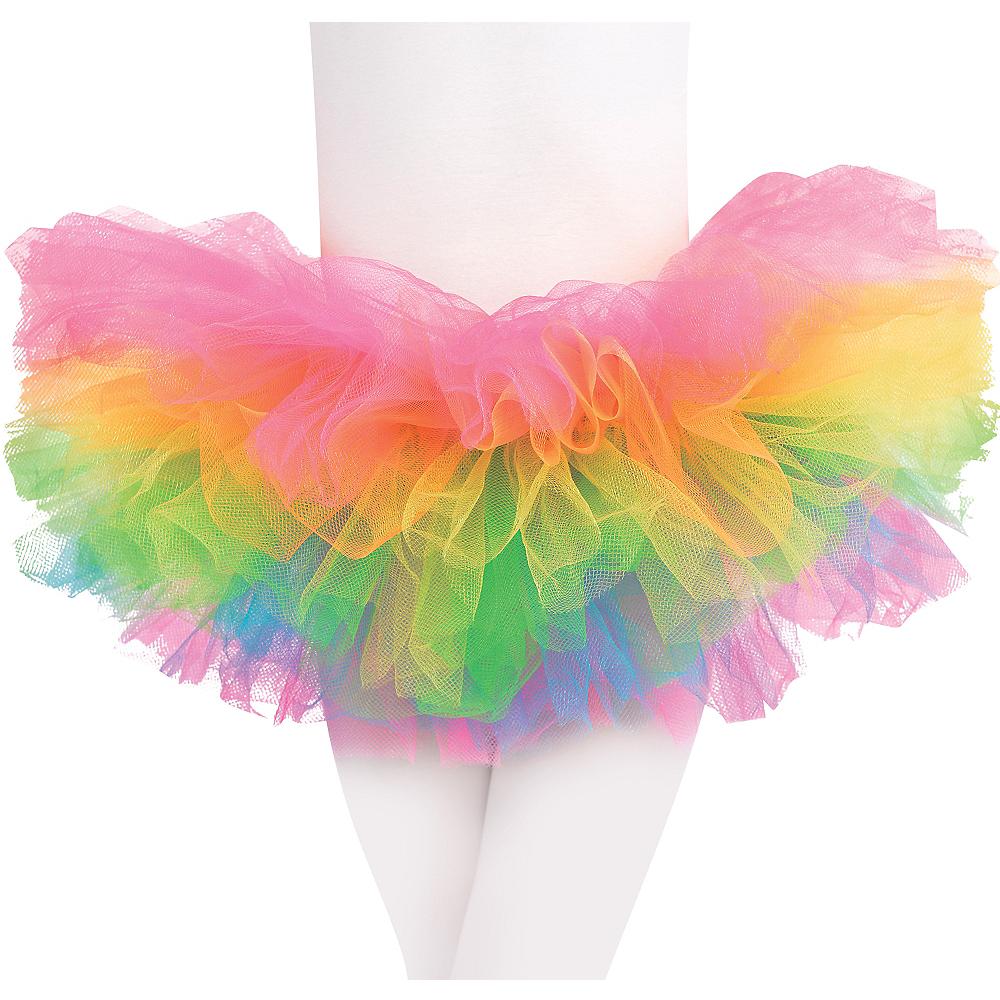 Child Rainbow Ballet Tutu Image #1