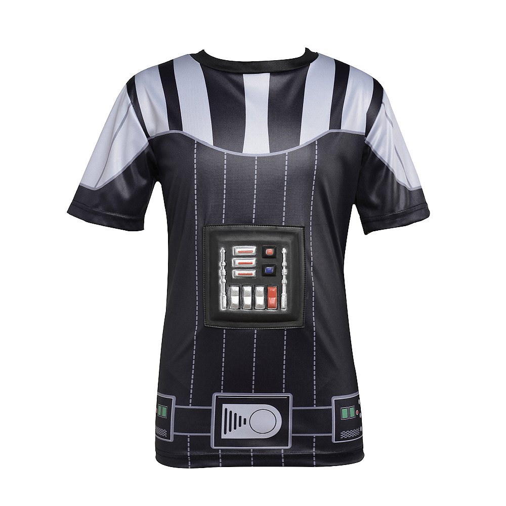 Child Darth Vader T-Shirt - Star Wars Image #1