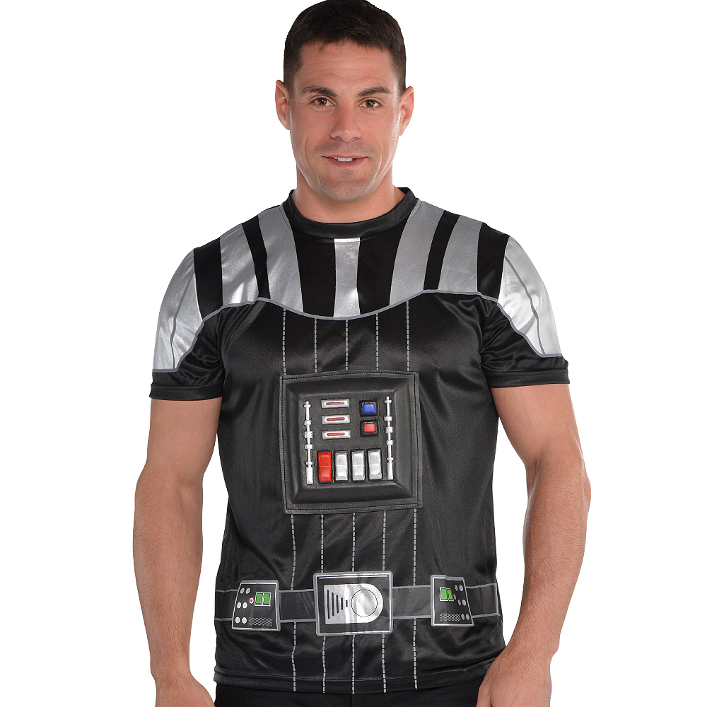 Nav Item for Darth Vader T-Shirt - Star Wars Image #2
