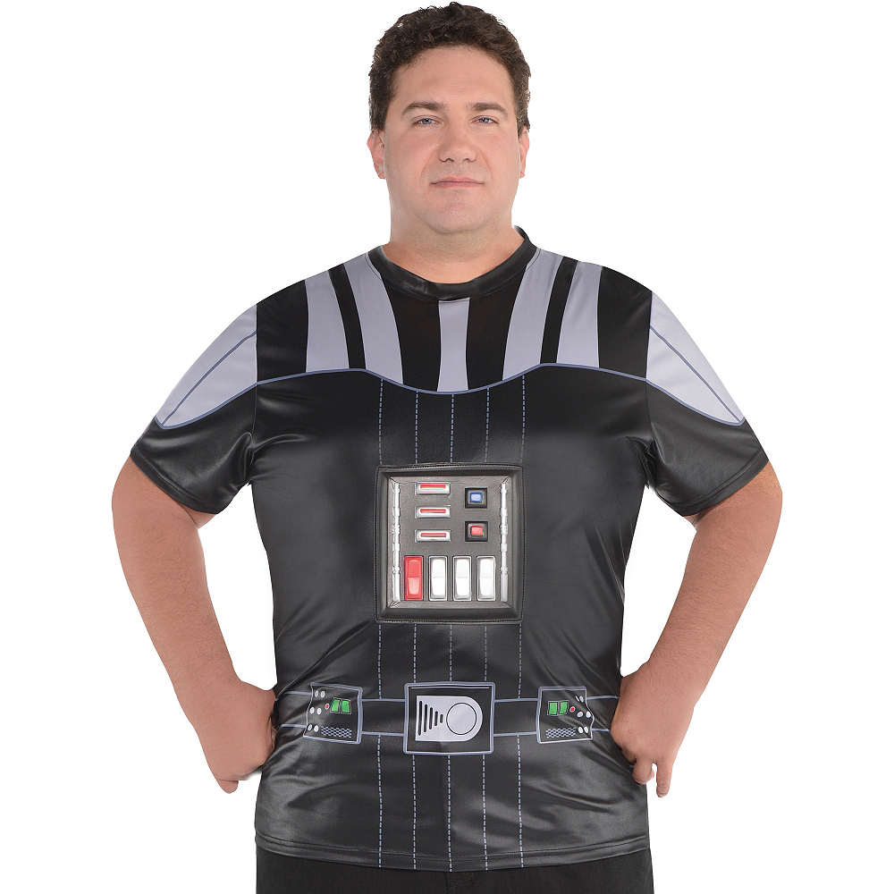 Nav Item for Darth Vader T-Shirt - Star Wars Image #3