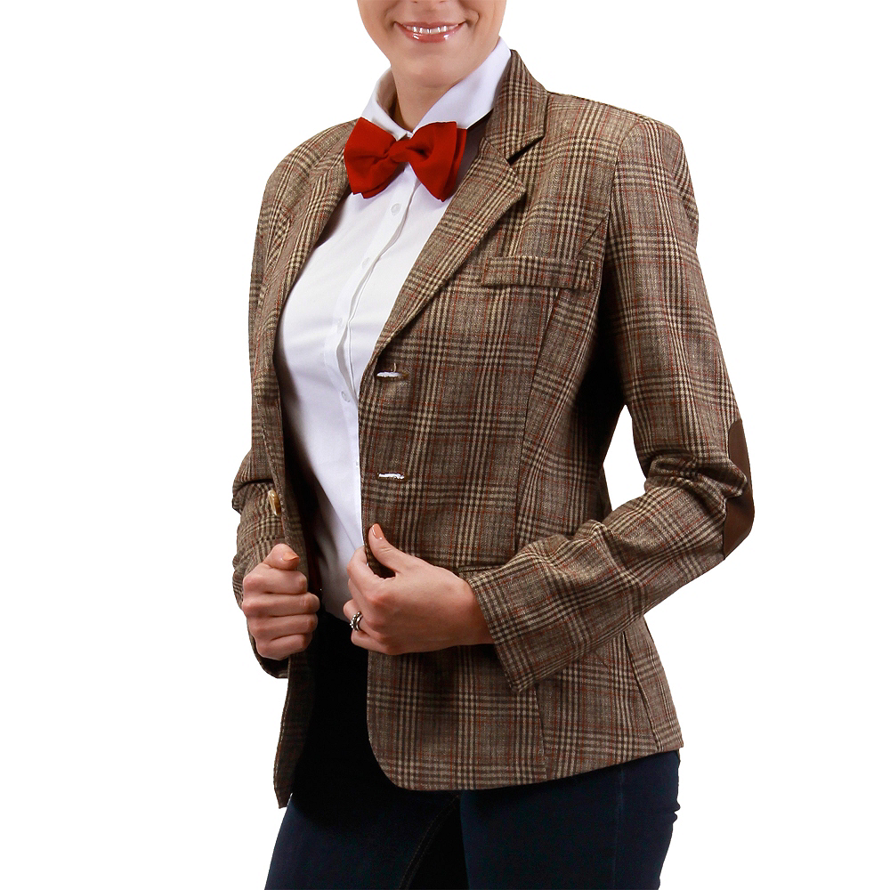 Eleventh Doctor Jacket - Doctor Who Image #2