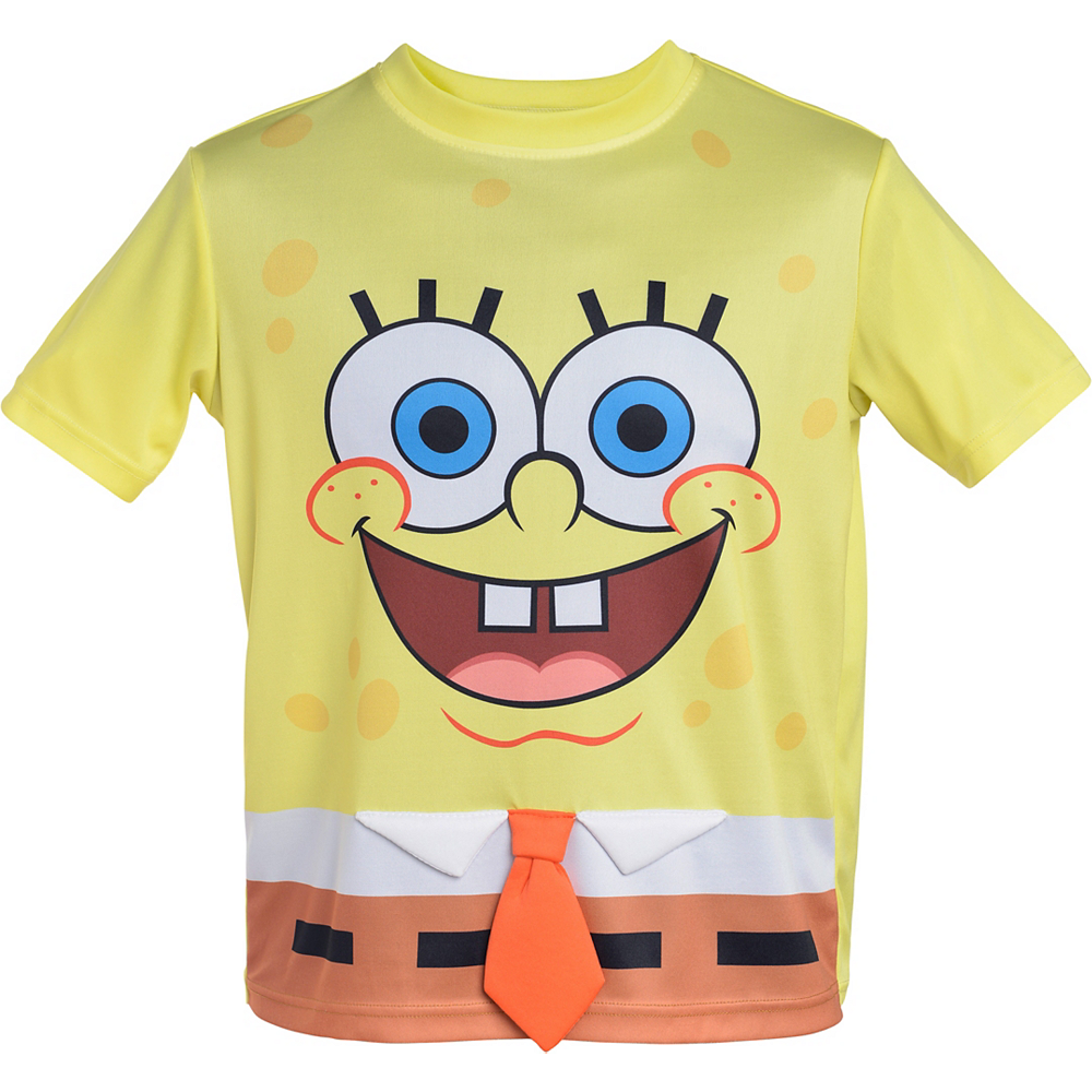 Child SpongeBob T Shirt Image 2