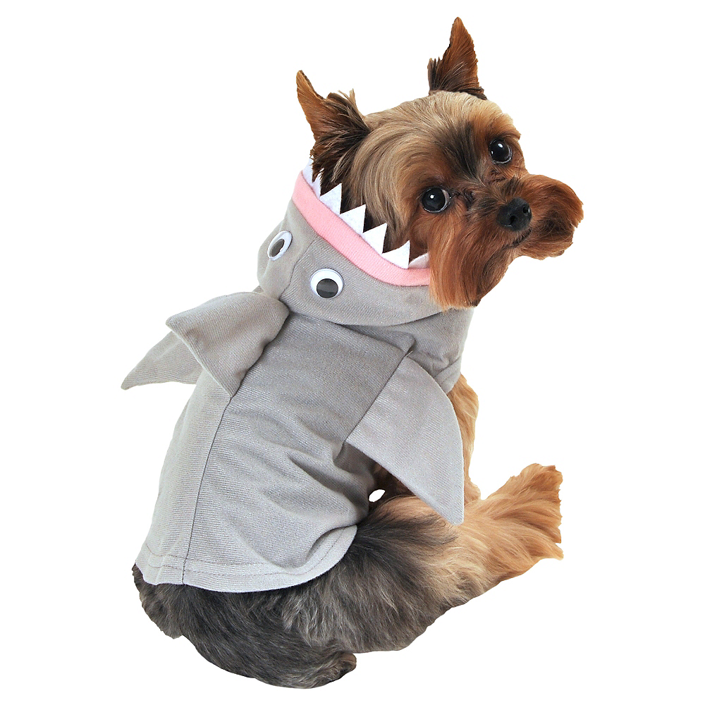 Shark Dog Costume Image #1