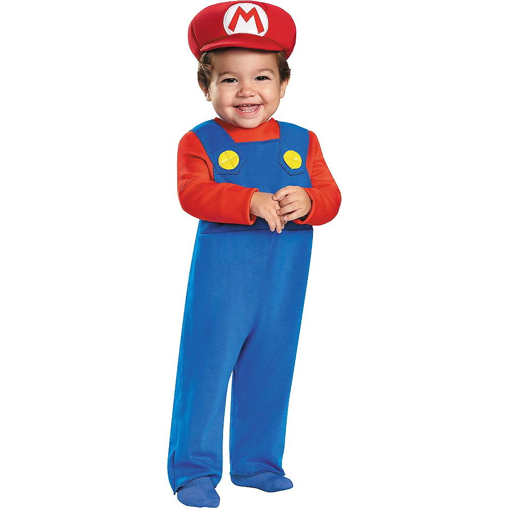 Baby Mario Costume - Super Mario Brothers Image #1