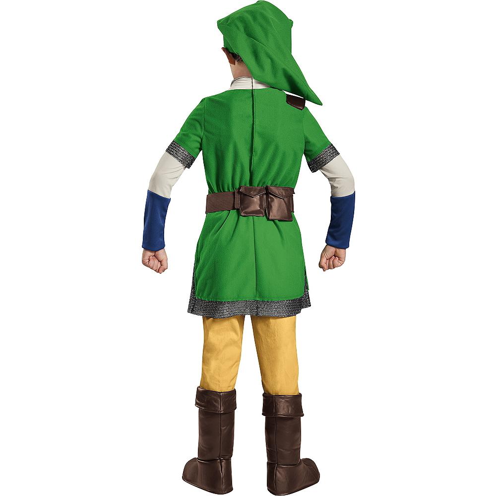 Boys Link Costume Deluxe The Legend Of Zelda
