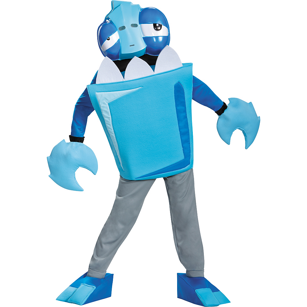 Nav Item for Boys Slumbo Costume Deluxe - Lego Mixels Image #1