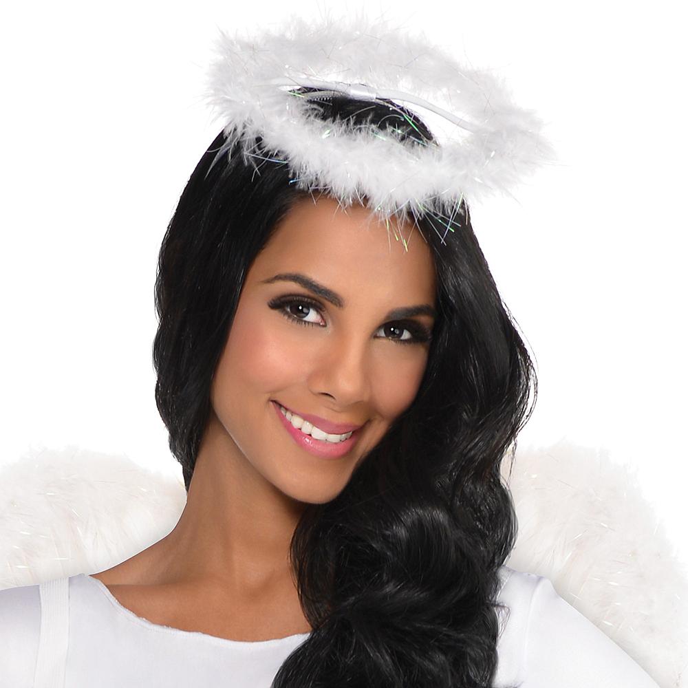 Adult Heaven Sent Angel Costume Image #2