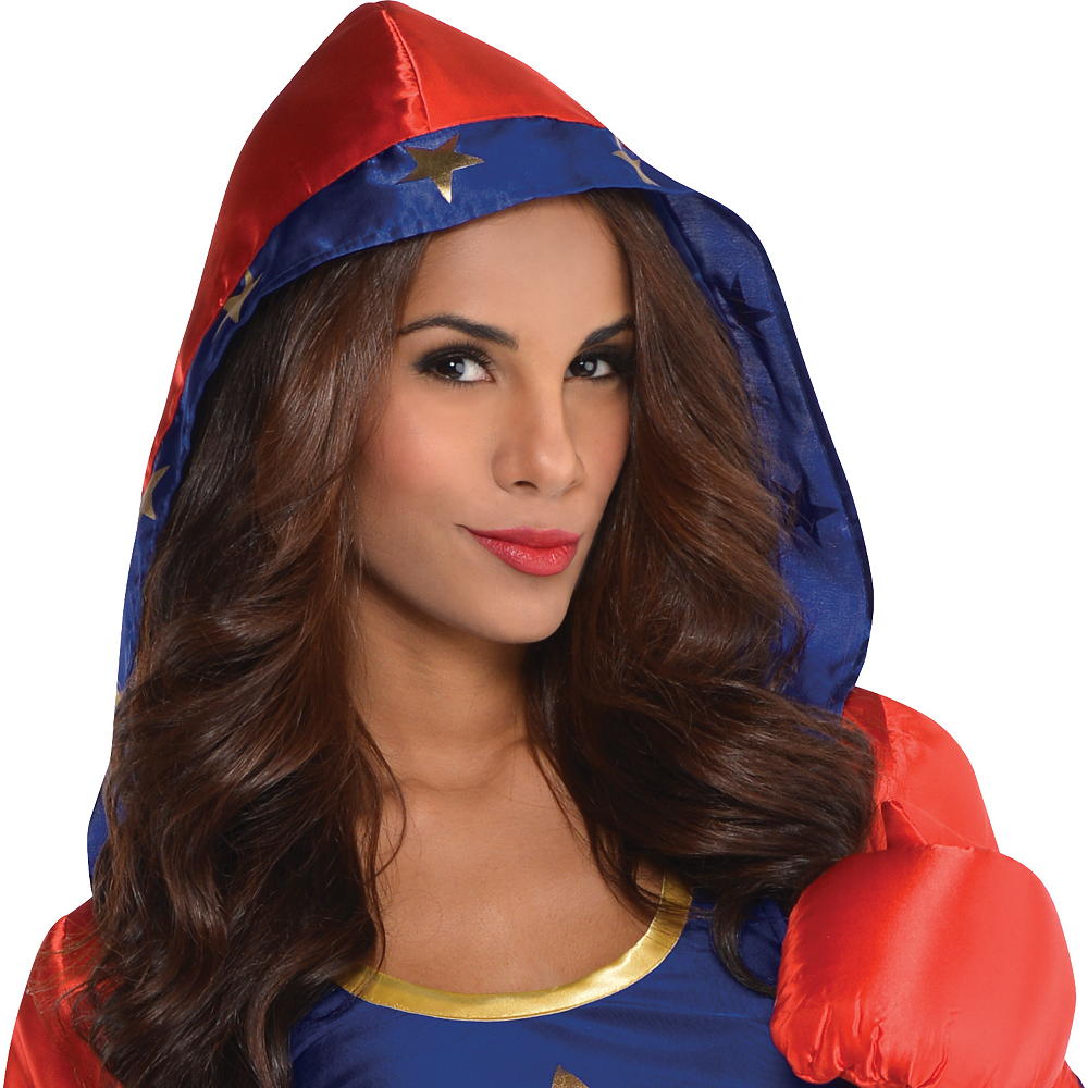 Adult Knockout Sexy Boxer Costume Image #2
