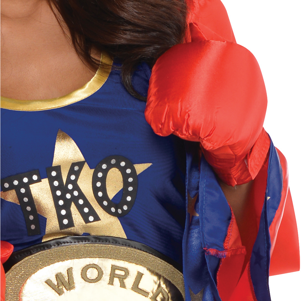Adult Knockout Sexy Boxer Costume Image #4