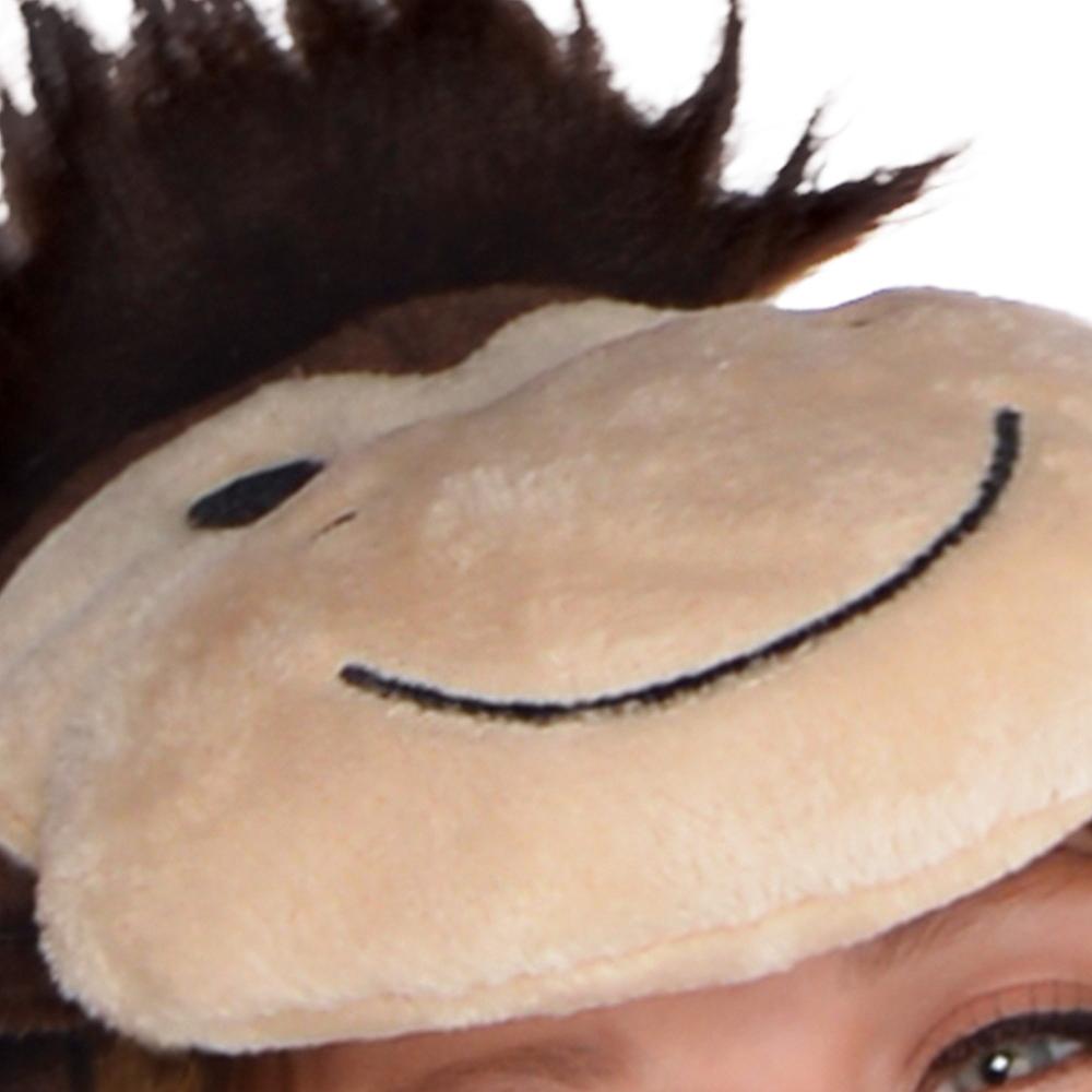 Zipster Monkey One Piece Costume Image #2