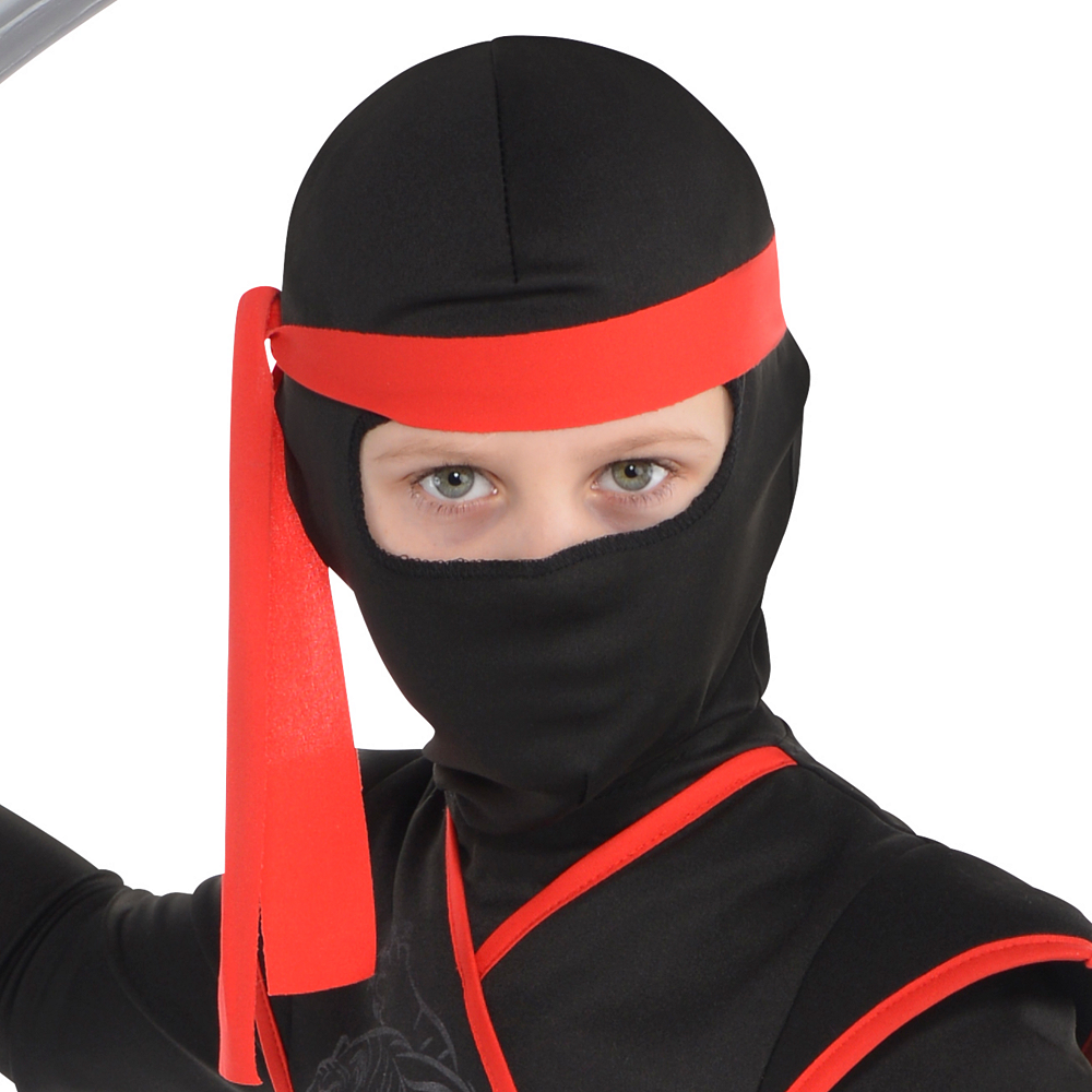Boys Shadow Ninja Costume Image #2