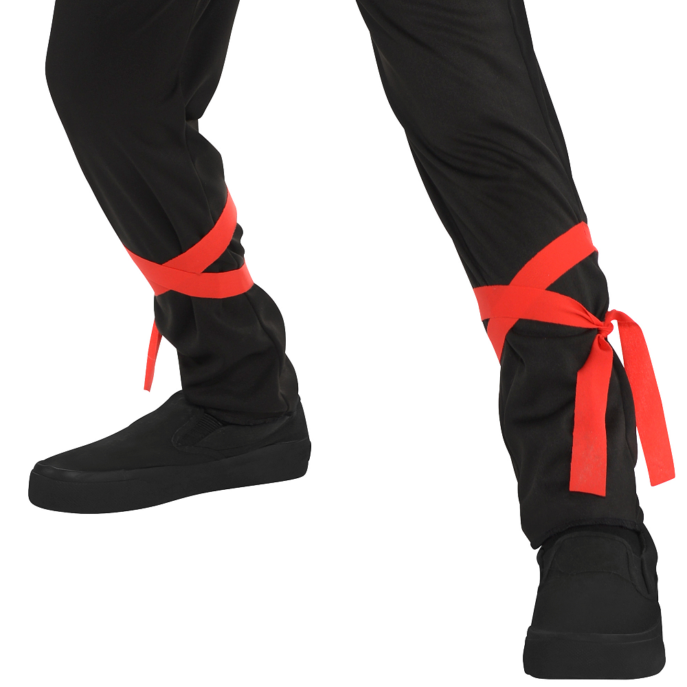 Boys Shadow Ninja Costume Image #5