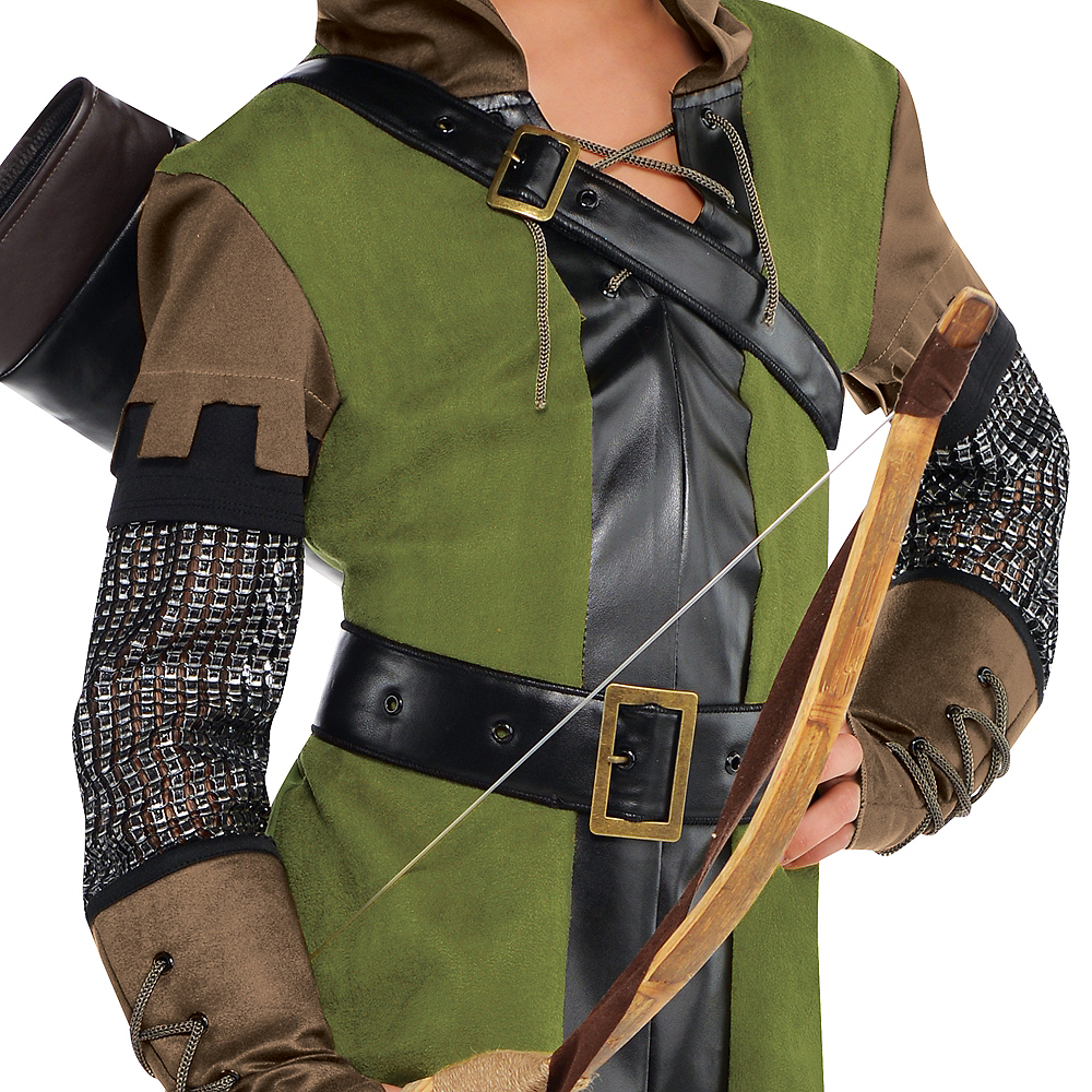 Boys Prince of Thieves Robin Hood Costume Image #3