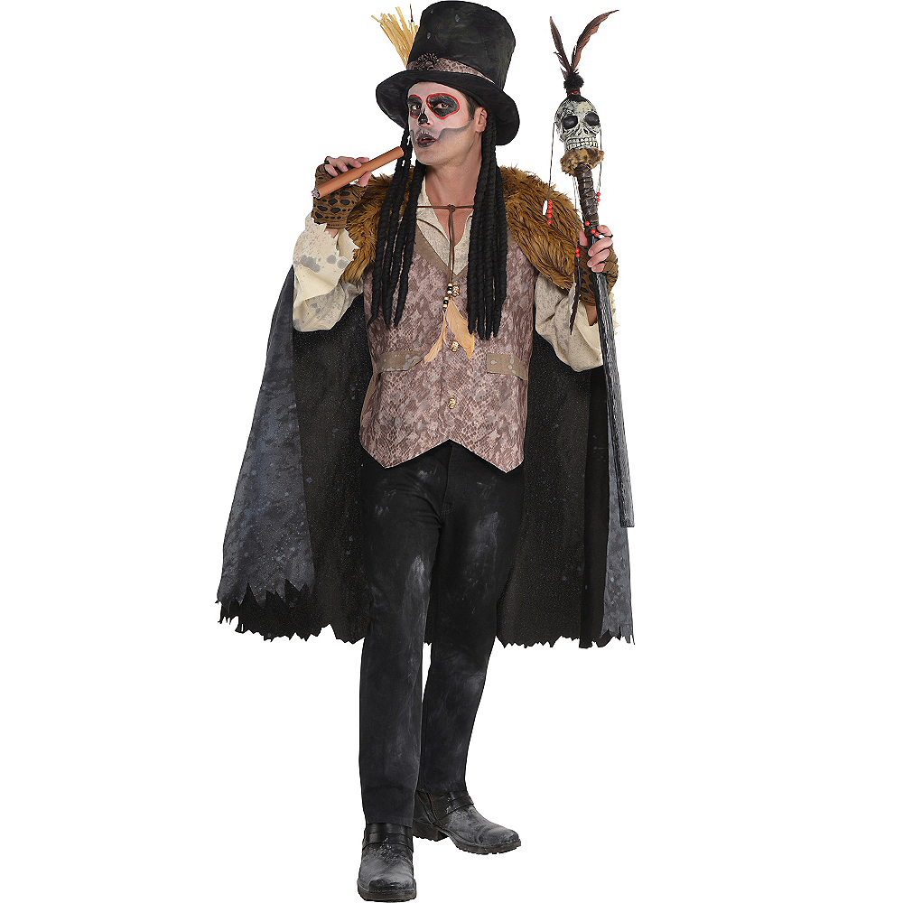 Adult Witch Doctor Costume Image #1