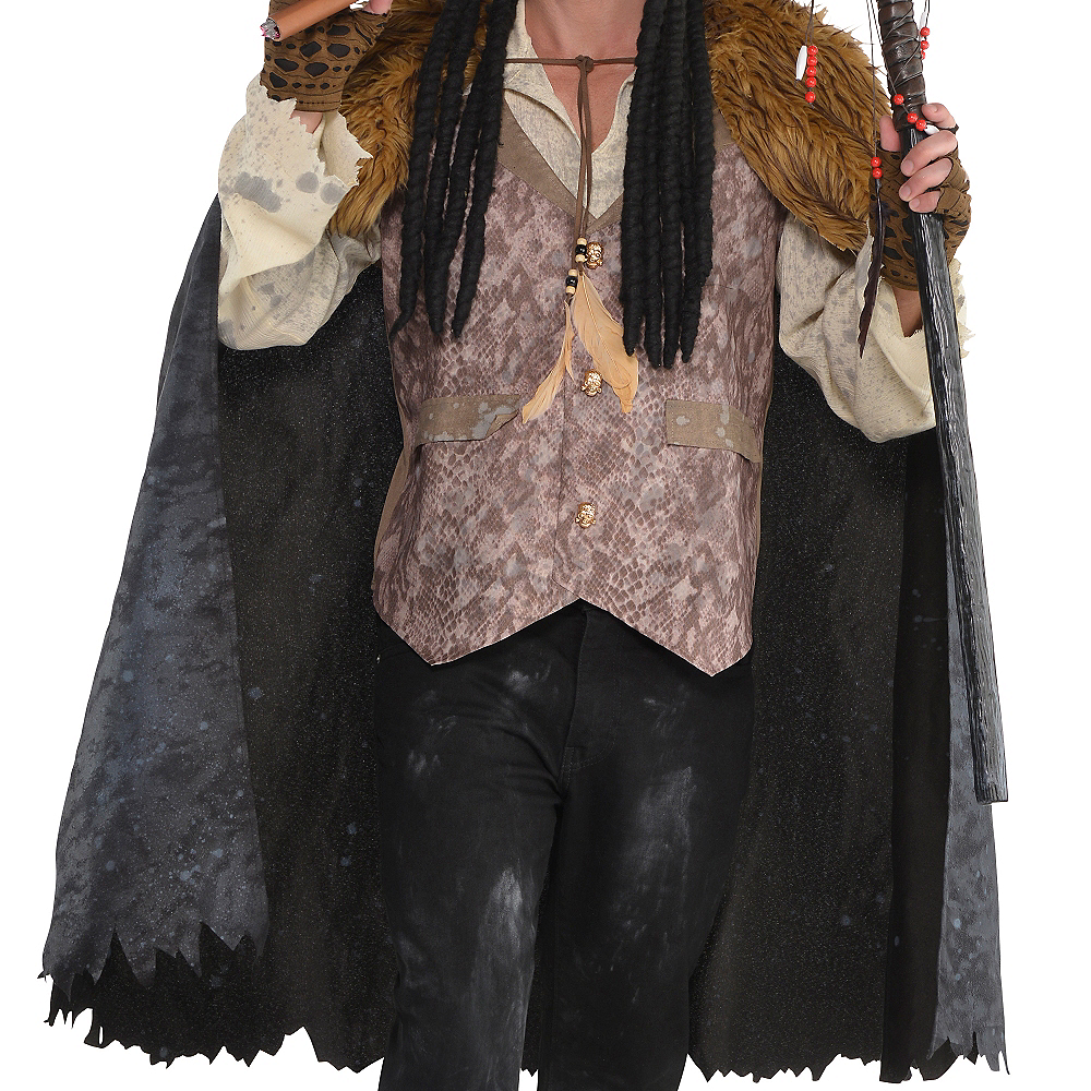 Adult Witch Doctor Costume Image #2
