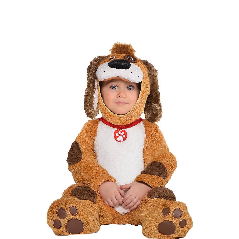 Baby Playful Pup Dog Costume Image #1