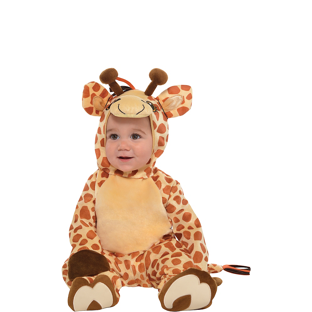 Nav Item for Baby Junior Giraffe Costume Image #1