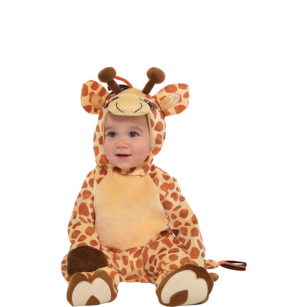 Baby Junior Giraffe Costume | Party City