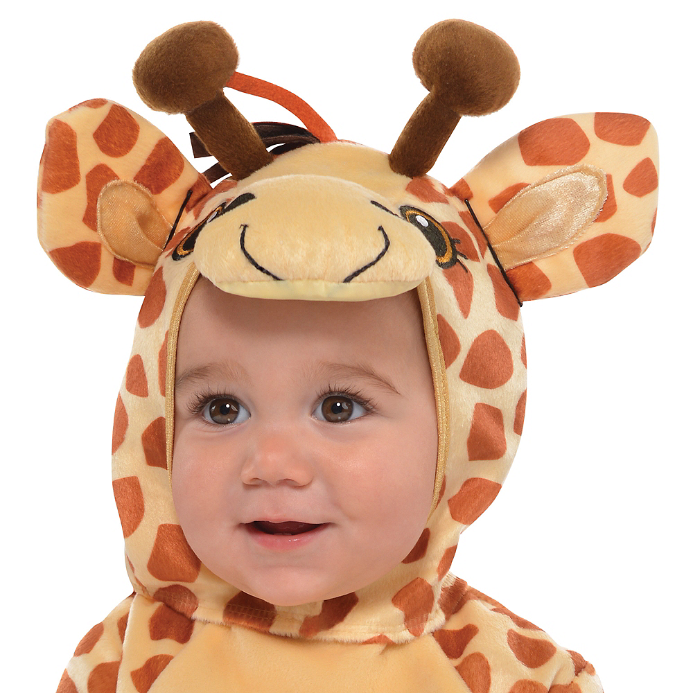 Nav Item for Baby Junior Giraffe Costume Image #2